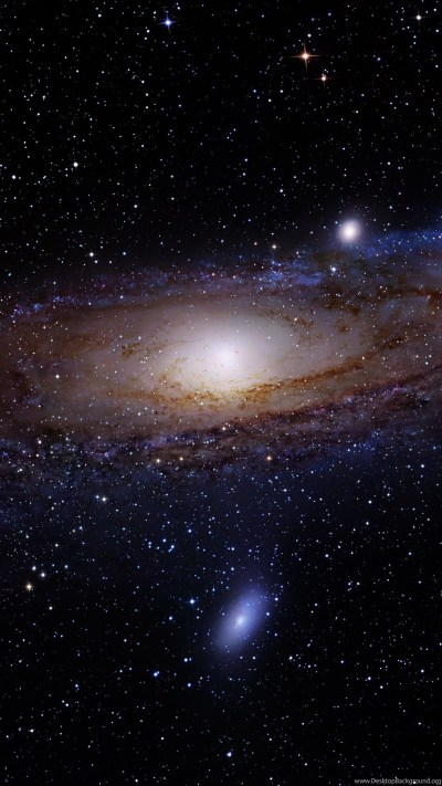 Andromeda, Space, Galaxy Wallpapers HD Desktop Background