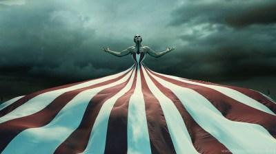 American horror story freak show wallpapers hd hdwallwide com ... Desktop Background