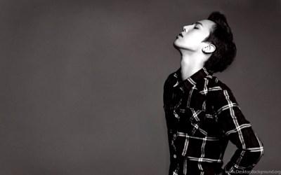 G Dragon Rapper Wide Desktop Background