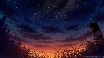 High Resolution Starry Night Sky HD 1080p Wallpapers Full Size ... Desktop Background