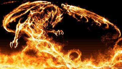 Cool Fire Dragon Wallpapers – Feel Hearts Desktop Background