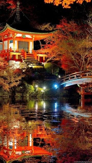 Scenery: Lovely Japanese Garden Landscape Cool Wallpapers HD For HD ... Desktop Background