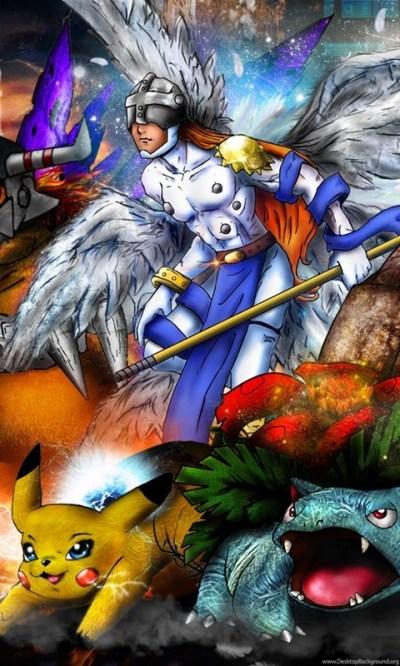 13 Digimon HD Wallpapers Desktop Background