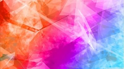 Abstract Polygonal Colorful Backgrounds HD Desktop Wallpapers ... Desktop Background