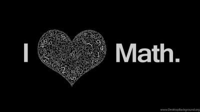 HD I Love Math Mathematics Wallpapers HD 1080p Full Size ... Desktop Background