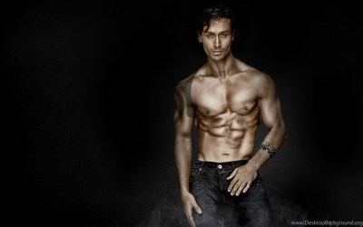 Tiger Shroff Six Pack Abs Body HD Wallpapers Desktop Background
