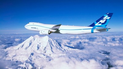Wallpapers Boeing 747 In Ice Mountain HD Wallpapers Desktop Background
