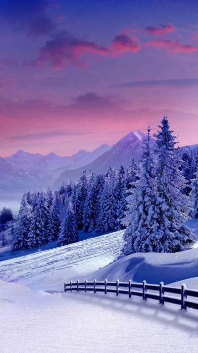 Winter Nature Iphone Wallpapers HD 6s And 6 Backgrounds ... Desktop Background