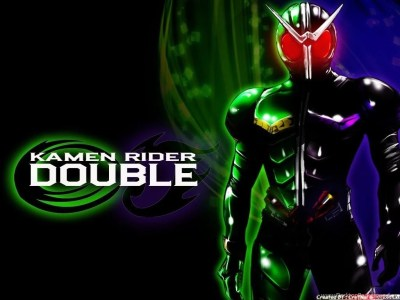 Wallpapers Kamen Rider Diend W .4 1024x768 Desktop Background