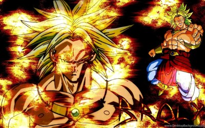 Dragon Ball Z Wallpapers Broly Vs Goku HD Wallpapers Gallery Desktop Background