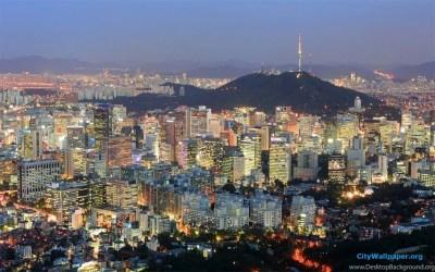 Seoul South Korea Wallpapers 204443 Desktop Background