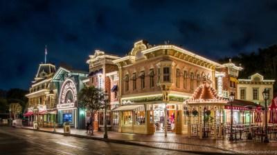 Download Disneyland Main Street Wallpapers 10316 3838x2160 Px High ... Desktop Background