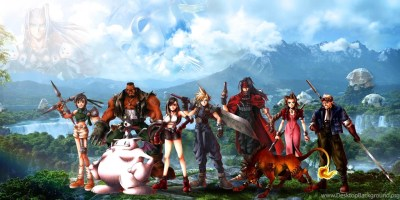 Alex T Design: Final Fantasy VII Wallpapers (30x15) Desktop Background