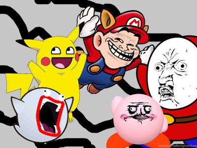 Cool Funny Cartoon Meme Faces Wallpapers Desktop Background
