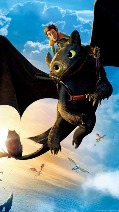 How To Train Your Dragon Wallpapers HD Desktop Background