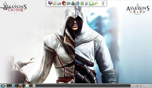 Assasin Creed para Windows 7