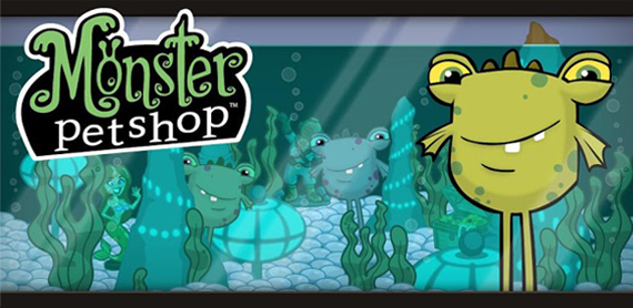 Monster-Pet-Shop