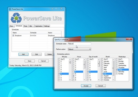 PowerSave-Lite-Schedule