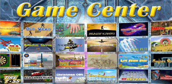 flash game center