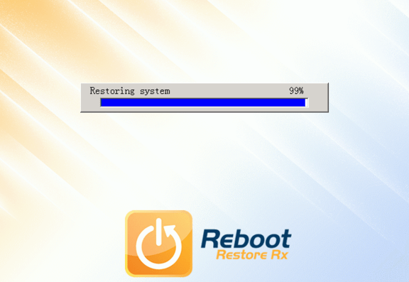 Reboot Restore Rx restaurar modificaciones en Windows