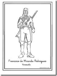 Francisco de miranda presidente venezuela