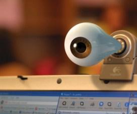webcam espias
