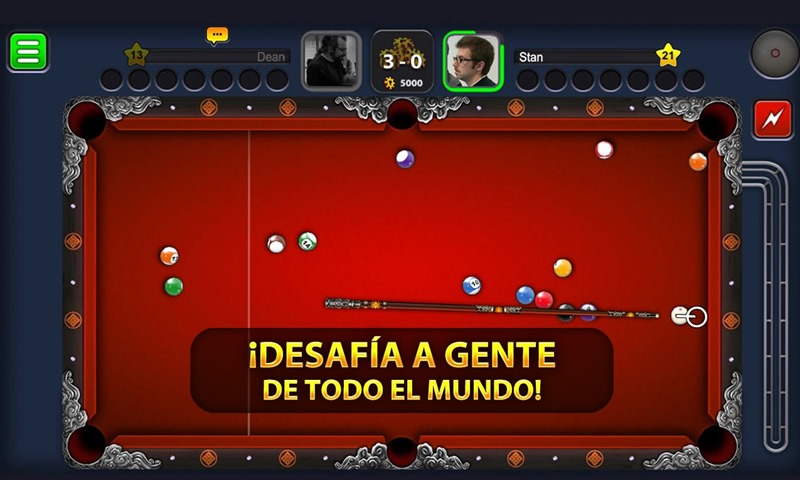 8 balls pool