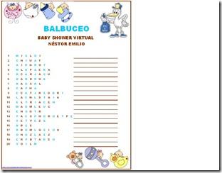 BALBUCEO
