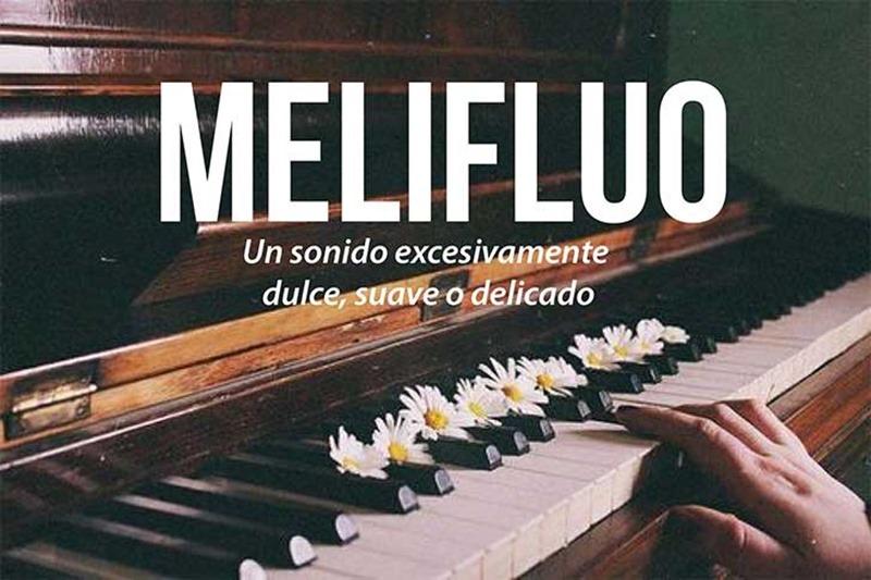 melifluo