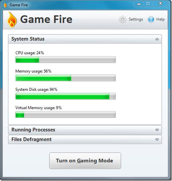 GameFire