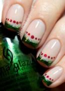 Christmas Nail Art Tutorials {roundup}