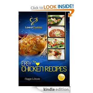 Easy Chicken Recipes {free eBook 1/29/13}