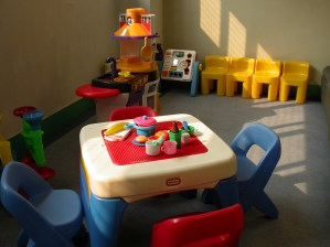 Designing a Child's Playroom