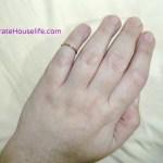 Dainty Upper Finger Rings {Midi Rings}