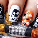 Halloween Nails Tutorials {roundup}