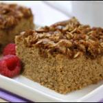 Healthified Coffee Cake Recipe