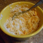 Minute® Rice Cheesy Rice