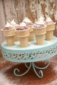 Give Your Recipes Some Added Flavor with Texas Pete® Red Velvet Cones