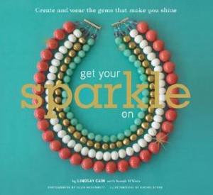 Get Your Sparkle On Giveaway – 3 Copies {#diy #jewelry}