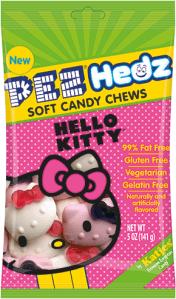 Pez Hedz Gluten Free Vegetarian Free Candies! #PEZHedz