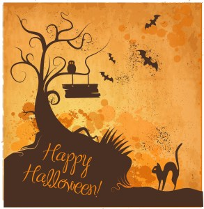Free Halloween Printable – Happy #Halloween! #HappyHalloween