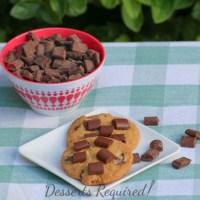 Chocolate Chip Chocolate Chunk Cookies