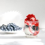 Red White and Blue Parfaits  #SundaySupper