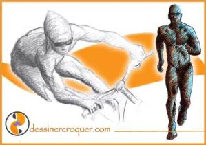 Dessiner LE CORPS HUMAIN – 5