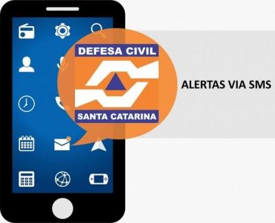 Foto: Divulgação Defesa Civil/SC
