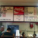 Dukes of Orangeburg, Whitman St. - Menu Prices