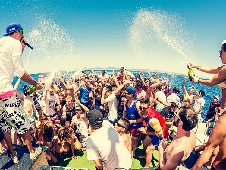The 5 best Boat Party in Europe   Destination Clubbing
