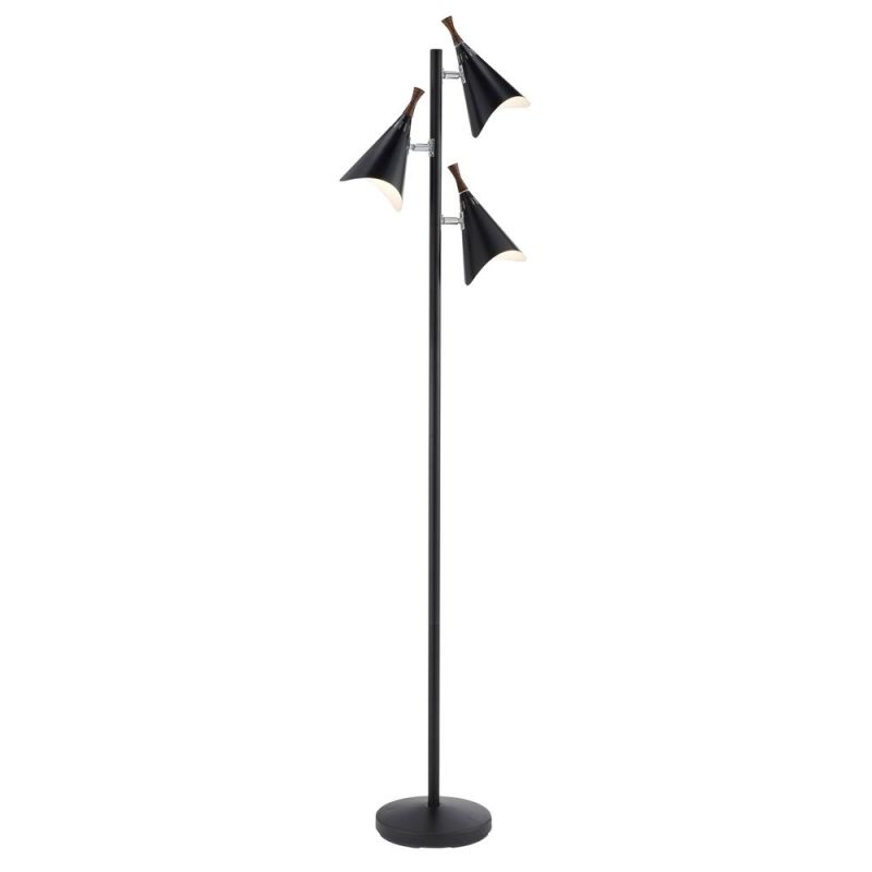 Large Of Mid Century Modern Floor Lamp