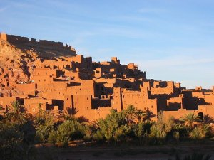Kasbahs no Sul de Marrocos. Autor: Donar Reiskoffer sob licença Creative Commons Attribution 3.0 Unported