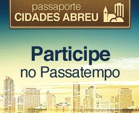 Passaporte Abreu oferece viagens